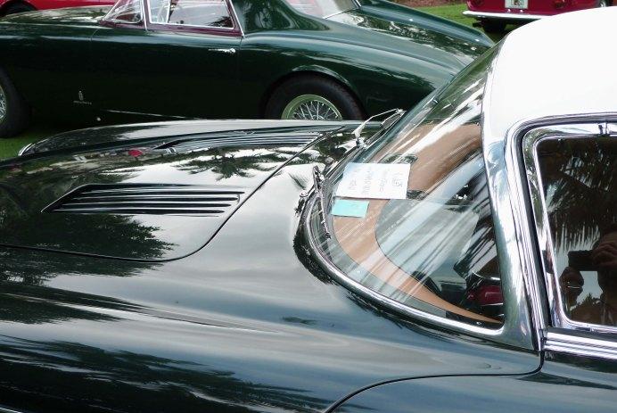 One-off coach built Ferraris in Palm Beach. Photo by Simon Aldridge