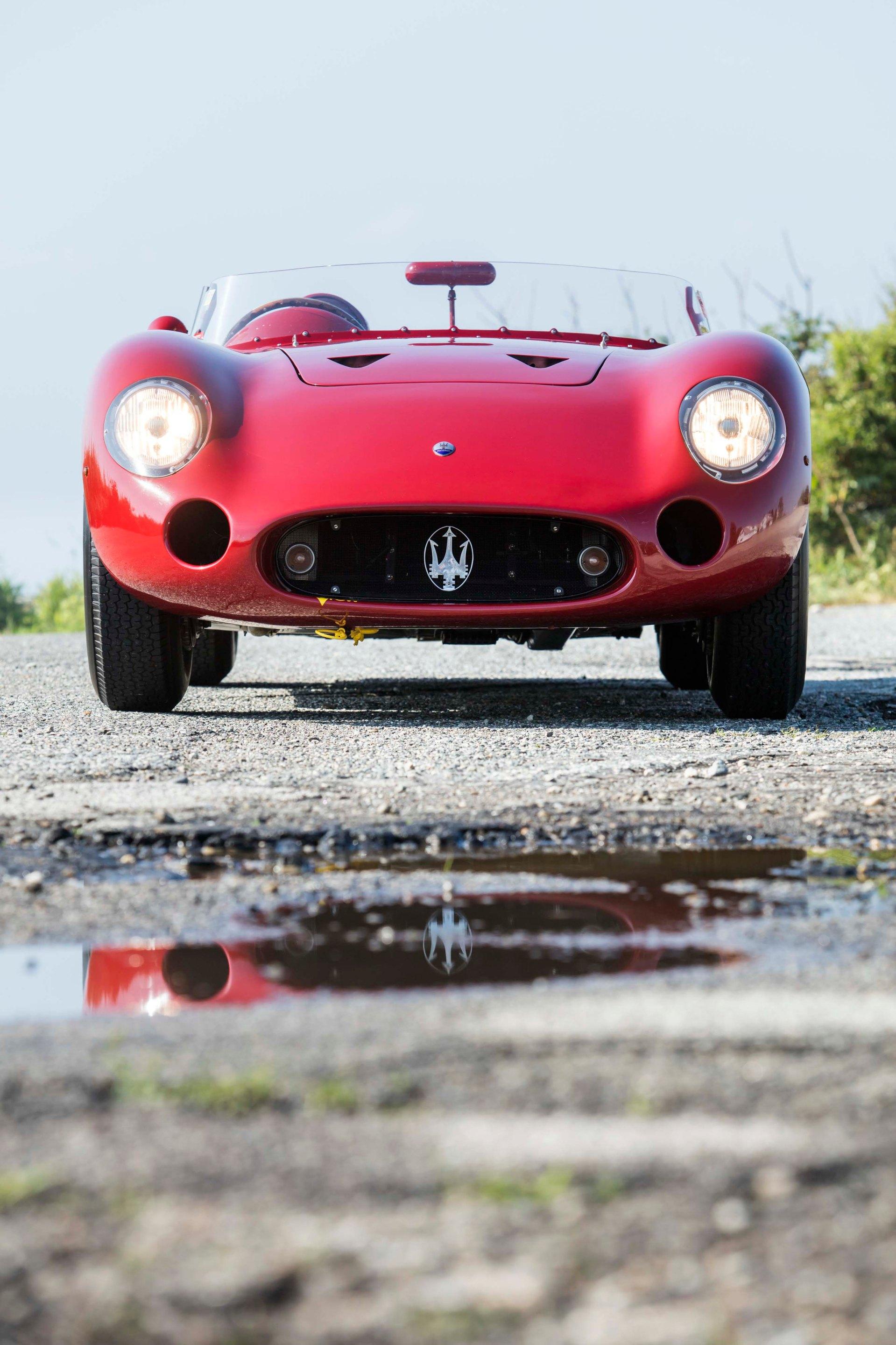 1957 Maserati 300S 15