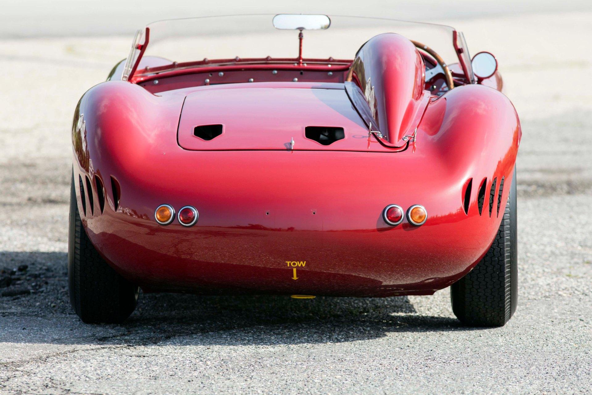 1957 Maserati 300S 16