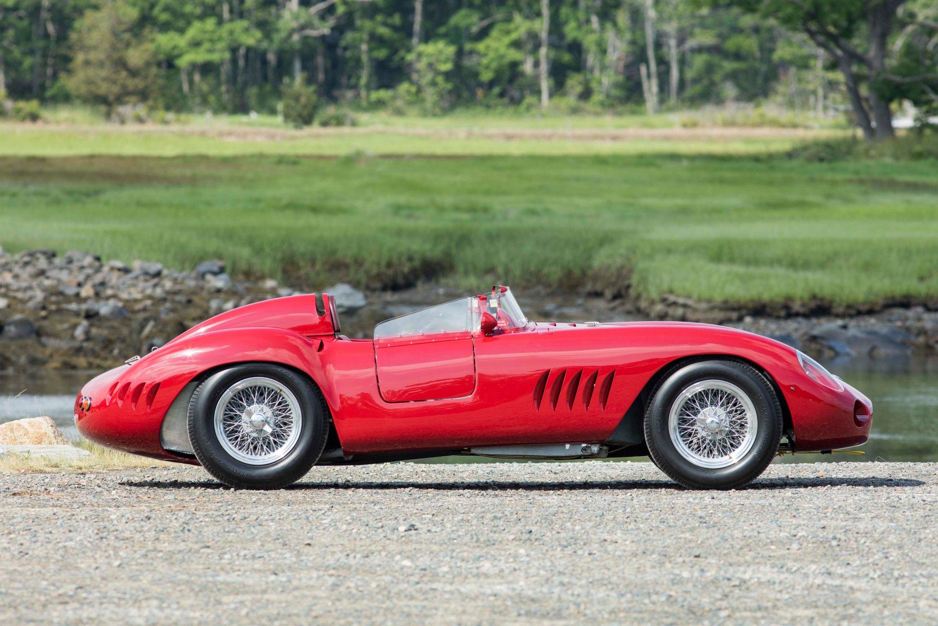 1957 Maserati 300S 20