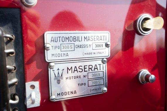 1957 Maserati 300S 51