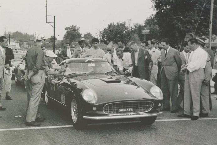 1958 Ferrati TDF no0899GT engine 0354