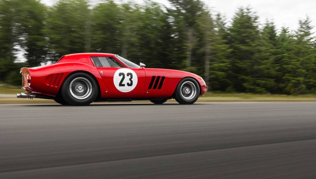 1962 Ferrari GTO '64 Video